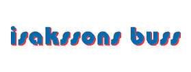 Logo: Isakssons Buss AB